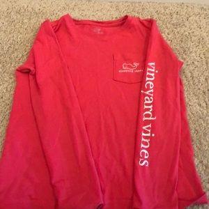 Other - Got pink Vineyard Vines T-shirt